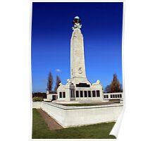Chatham Naval Memorial Poster