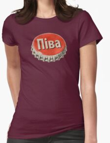Піва Womens Fitted T-Shirt