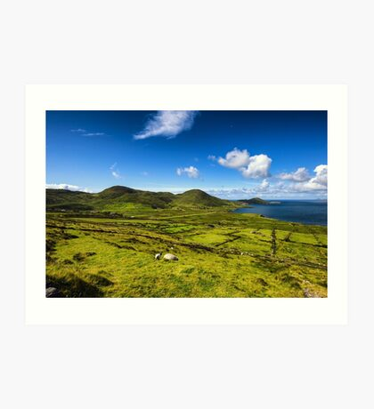 Ring Of Kerry Art Print