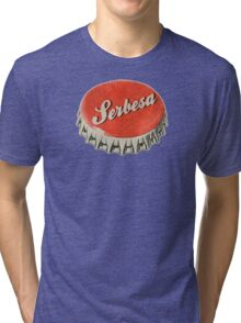 Serbesa Tri-blend T-Shirt