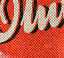 Olut Sticker