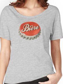 Bière Women's Relaxed Fit T-Shirt