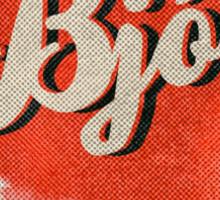 Bjór Sticker