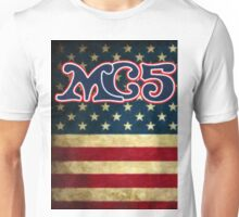 MC5 Flag Design Unisex T-Shirt