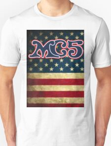 MC5 Flag Design T-Shirt