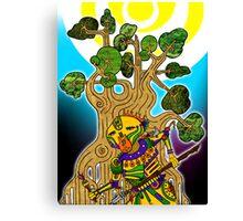 da Jungle Canvas Print