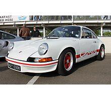 Porsche 911 Carrera RS Photographic Print