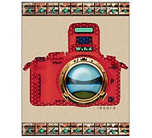 Blink Paparazzi Photographic Print