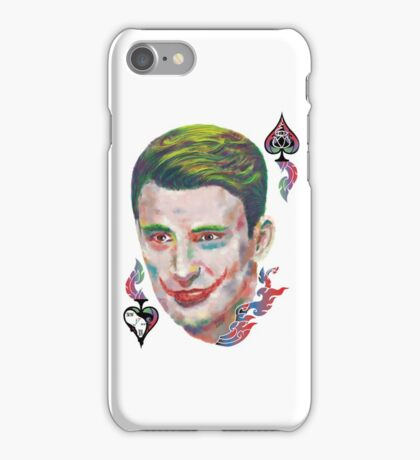 Captain Joker iPhone Case/Skin