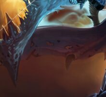 Dragonslayer Vayne - League of Legends Sticker