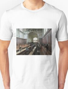 Guild Chapel Interior, Stratford Upon Avon, England. T-Shirt