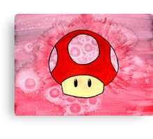 Power Up Canvas Print
