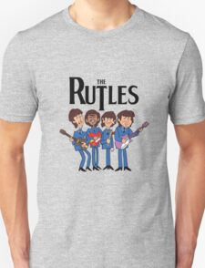 The Rutles Animated Cartoon Unisex T-Shirt