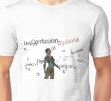 Dyslexic Fog 4 Unisex T-Shirt
