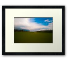 Of Shadows And Light 30 Framed Print