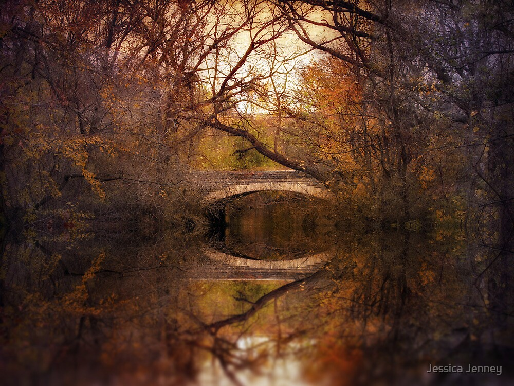 Autumn's Departure by Jessica Jenney
