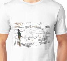 Dyslexic Fog 1 Unisex T-Shirt