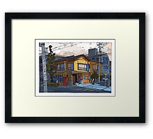 Beyond Pearland Framed Print