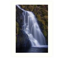 waterfall waterfall Art Print