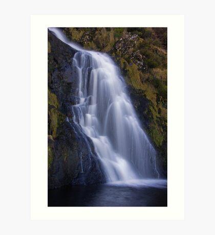 waterfall waterfall Art Print