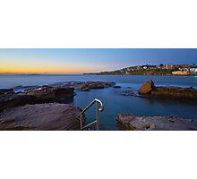 Giles Baths - Coogee NSW Photographic Print