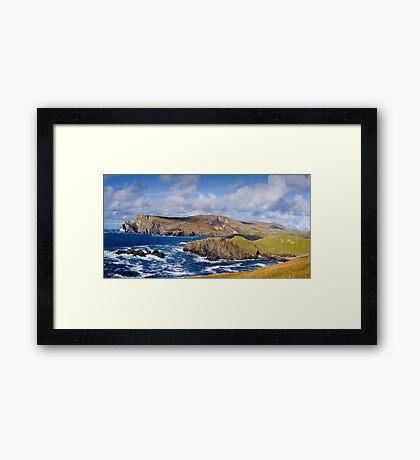 GLENHEAD Framed Print