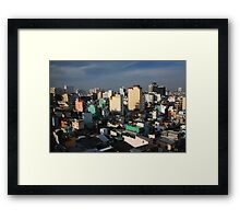 Good Morning Saigon Framed Print