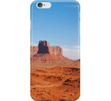 John Ford's Point at Monument Valley iPhone Case/Skin