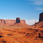 John Ford's Point at Monument Valley by Alex Cassels