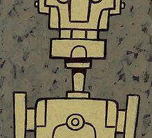 Robot Bob by Rob Colvin