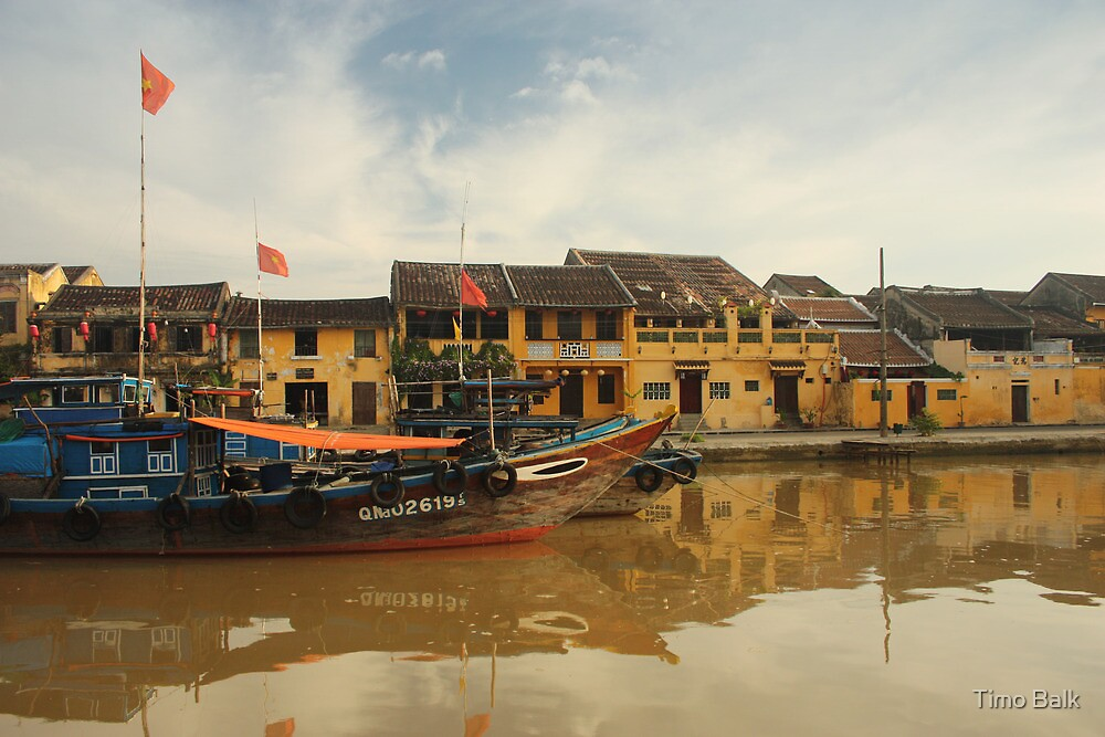 Hoi An - Vietnam by Timo Balk
