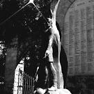 Monument. Lest we forget. by waxyfrog