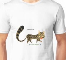 Marbled Cat Unisex T-Shirt