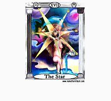 Naked Tarot The Star Unisex T-Shirt