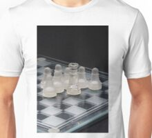Chess Queen Following 2 Unisex T-Shirt