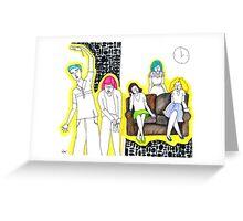 Sketch 15 ... game time Greeting Card