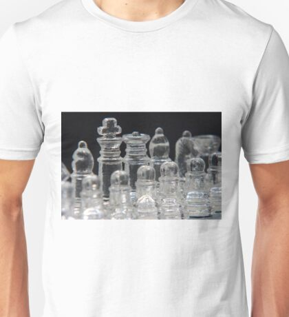 Chess King and Queen Unisex T-Shirt