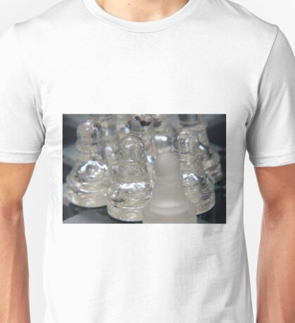 Chess Following 2 Unisex T-Shirt