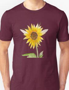 Jennifer's Flower Tee Shirt T-Shirt