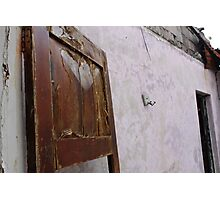 Door - Mandeville, Jamaica Photographic Print