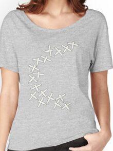 Zeniba's Paper Birds Women's Relaxed Fit T-Shirt