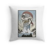 Goonies Throw Pillow