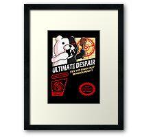 Ultimate Despair Framed Print