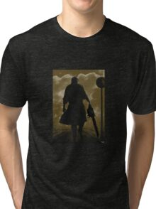 Texas Chainsaw Tri-blend T-Shirt