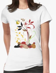 The Bee And The Ladybug T-Shirt