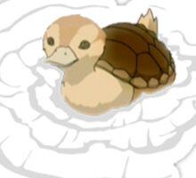Textless Turtleduck Sticker