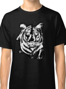 TIGER IN CHALK COLLECTION  Classic T-Shirt
