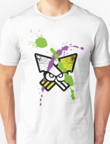 Splatoon - Turf Wars 2 [WHITE Var] T-Shirt