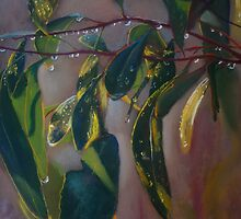'Just Leaves' by Lynda Robinson