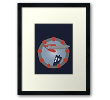 """The cavalry has arrived!"" Framed Print"